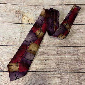 Vintage J. Garcia Silk Men's Necktie